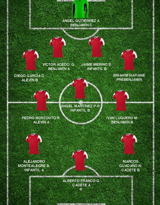 ONCE IDEAL 21/22 OCTUBRE